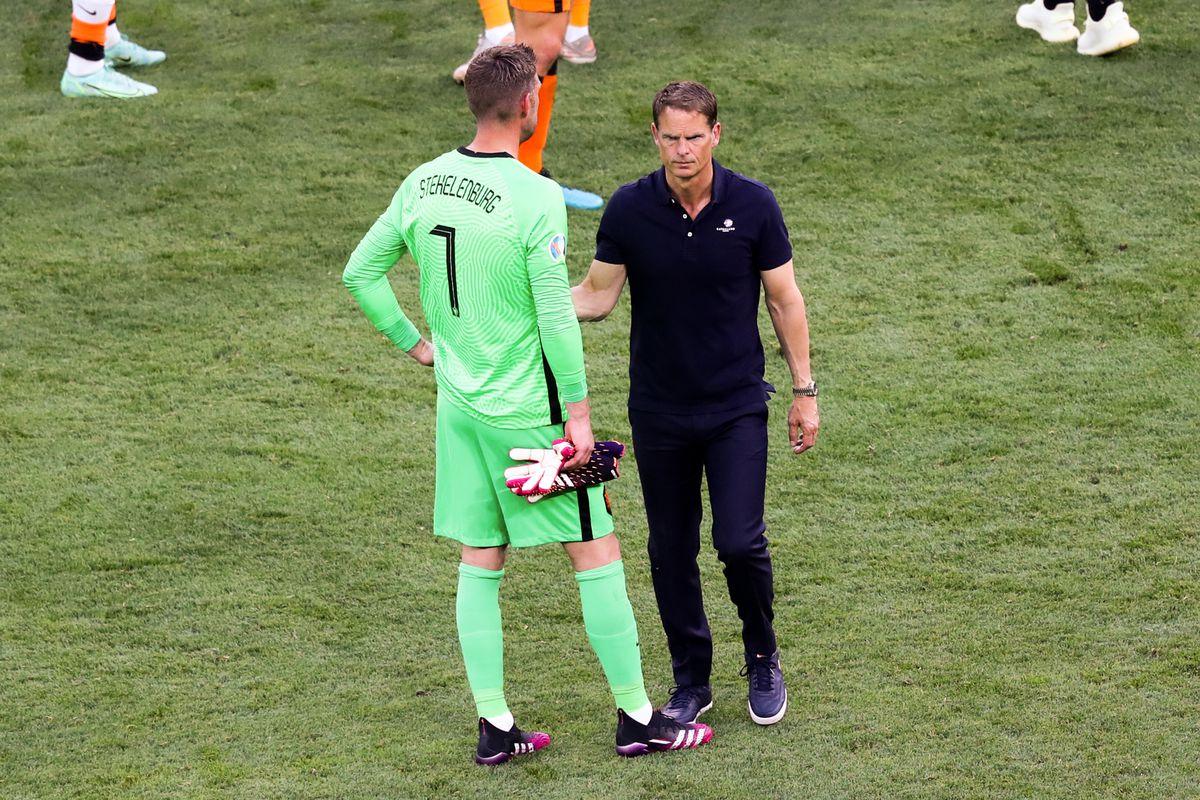 "EURO 2020 round of 16""The Netherlands v Czech Republic"""