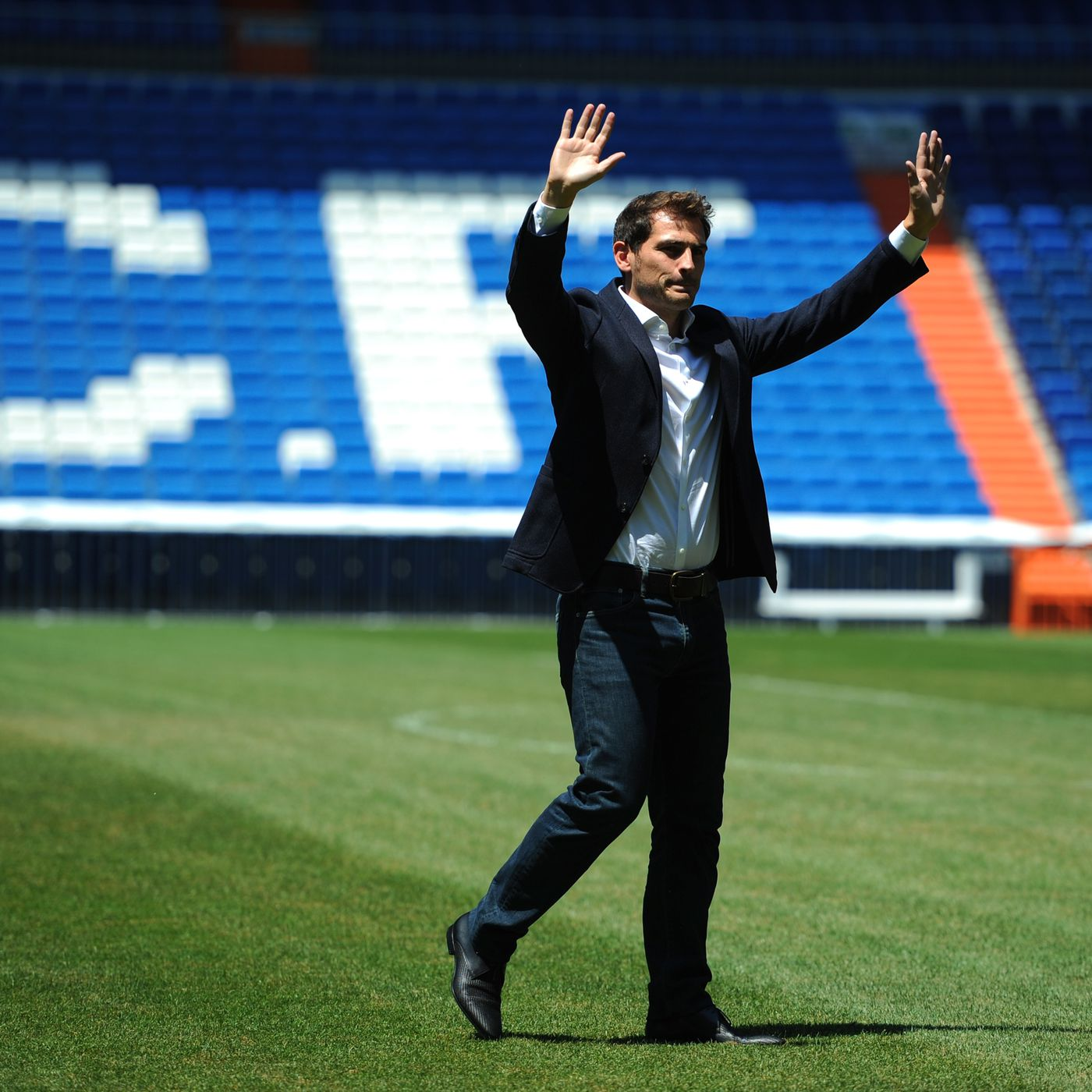 Casillas On Course To Run For President Of The Spanish Football Federation