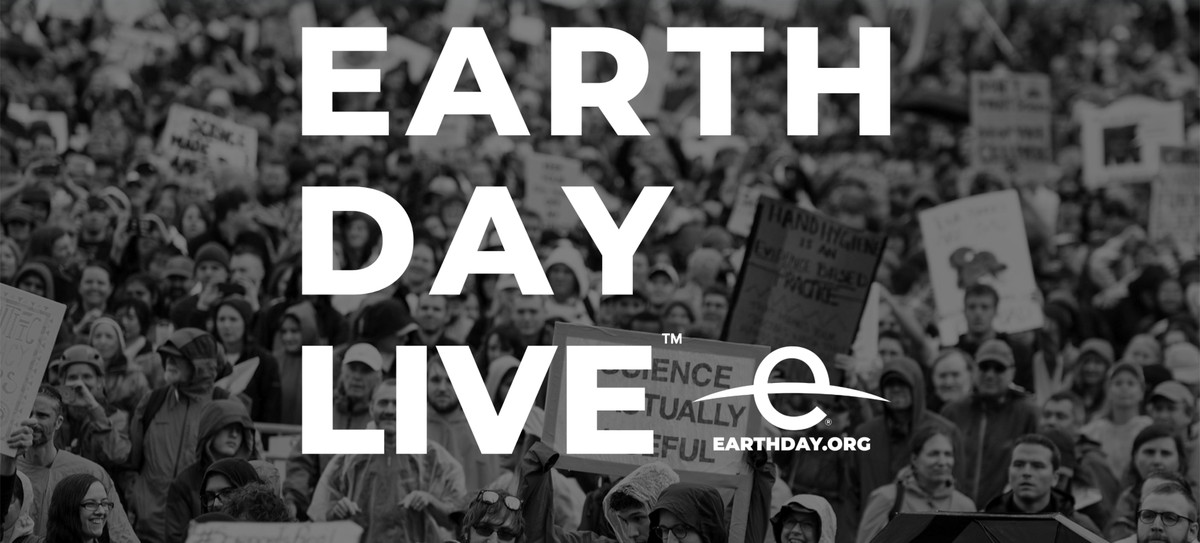 Earth Day Live: Restore Our Earth