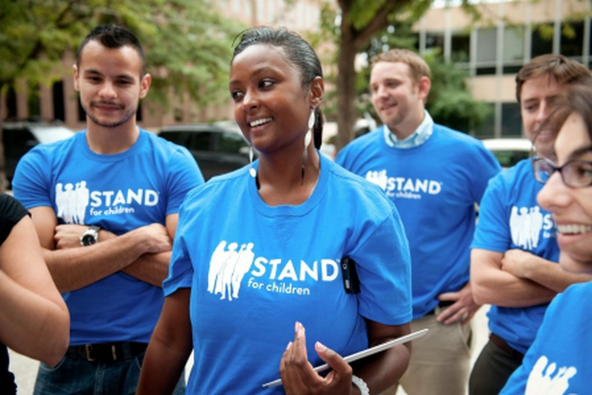 MiDian Holmes was a volunteer leader with the education reform group Stand for Children (photo courtesy Stand for Children).