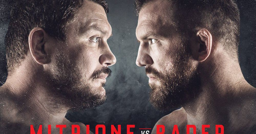 Bellator 207: Mitrione vs. Bader live stream, results, play-by-play, and discuss...