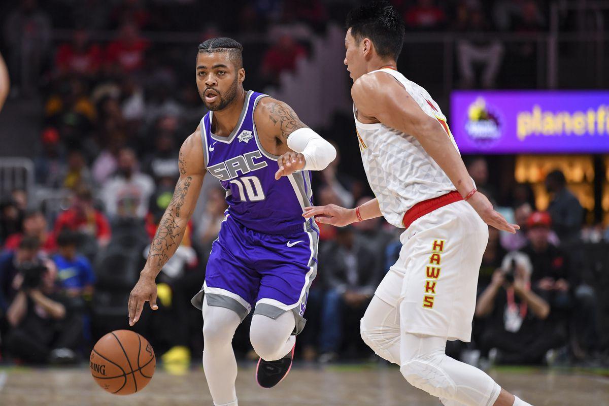 NBA: Sacramento Kings at Atlanta Hawks