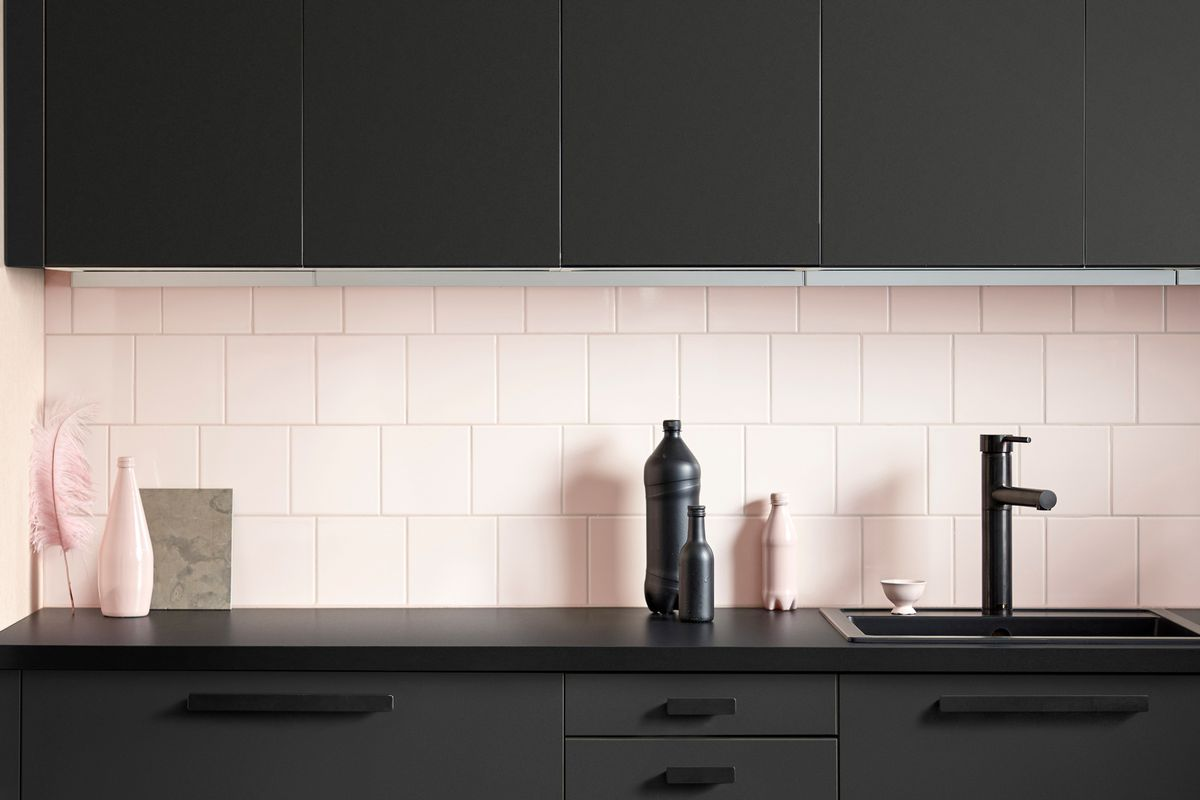 Ikea\'s new kitchen system is made from plastic bottles - Curbed