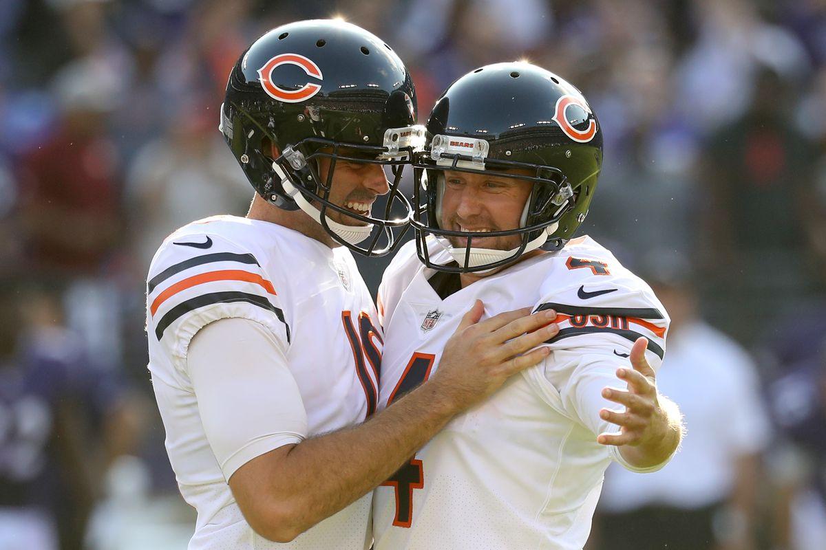 Chicago Bears v Baltimore
