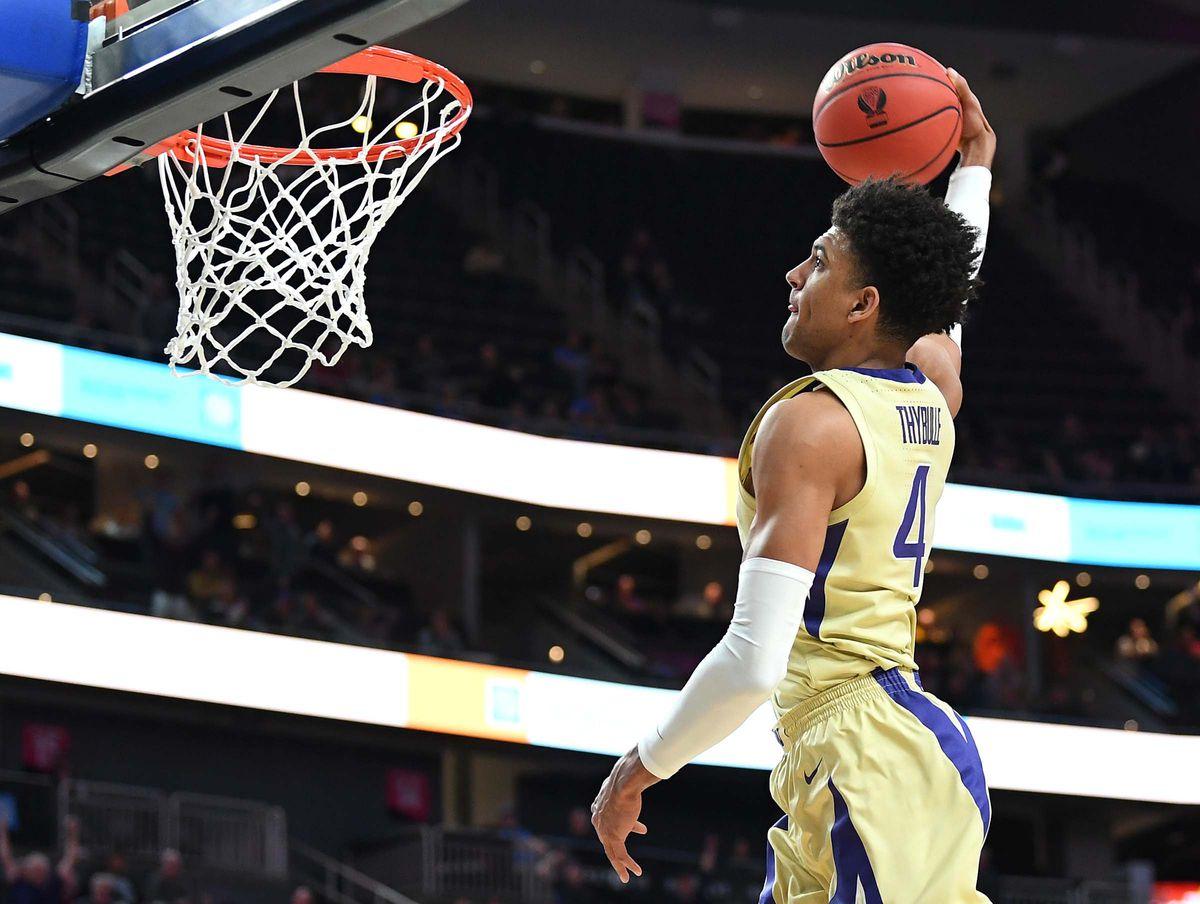 NCAA Basketball: Pac-12 Conference Tournament-USC vs Washington