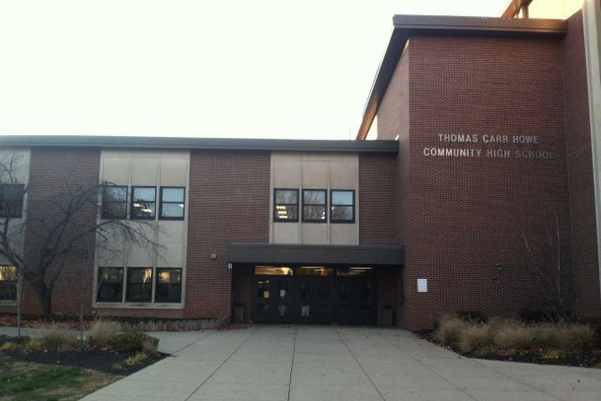 Charter Schools USA once proposed expanding Howe High School to add elementary grades.