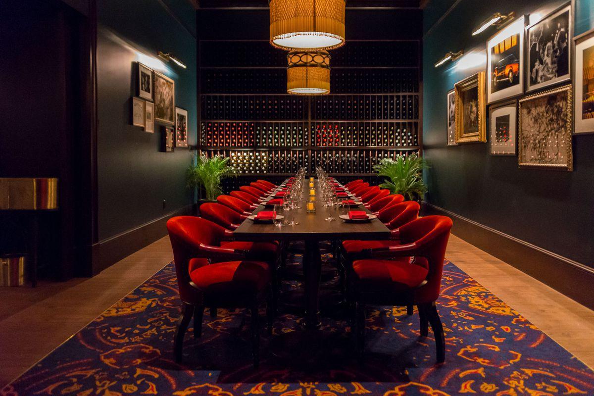 The Cellar a NoMad Restaurant
