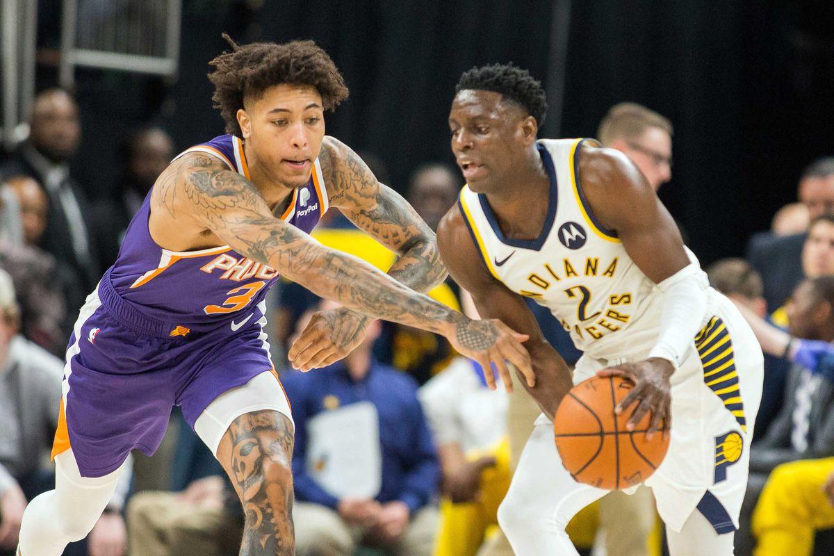 NBA: Phoenix Suns at Indiana Pacers