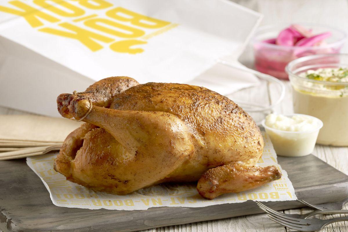 Bok Bok Chicken
