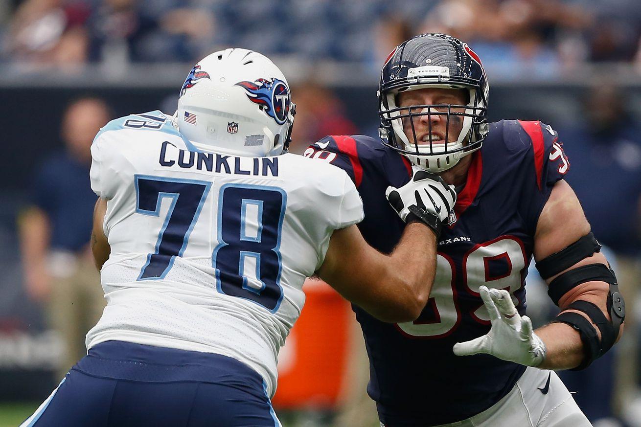 Jack Conklin on ESPN's best under 25 list