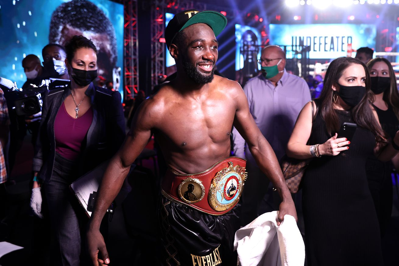 1229624761.0 - What's next for Terence Crawford? Is a jump to PBC in his near future?
