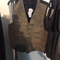 Vest, $65
