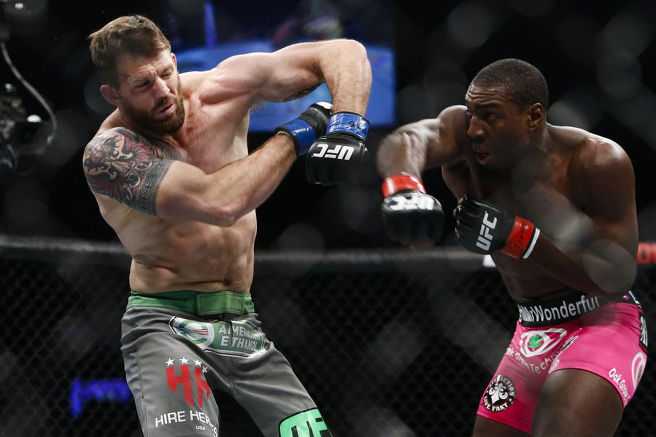community news, Phil Davis out to 'punish' Ryan Bader in rematch, apologizes to fans who watched first bout