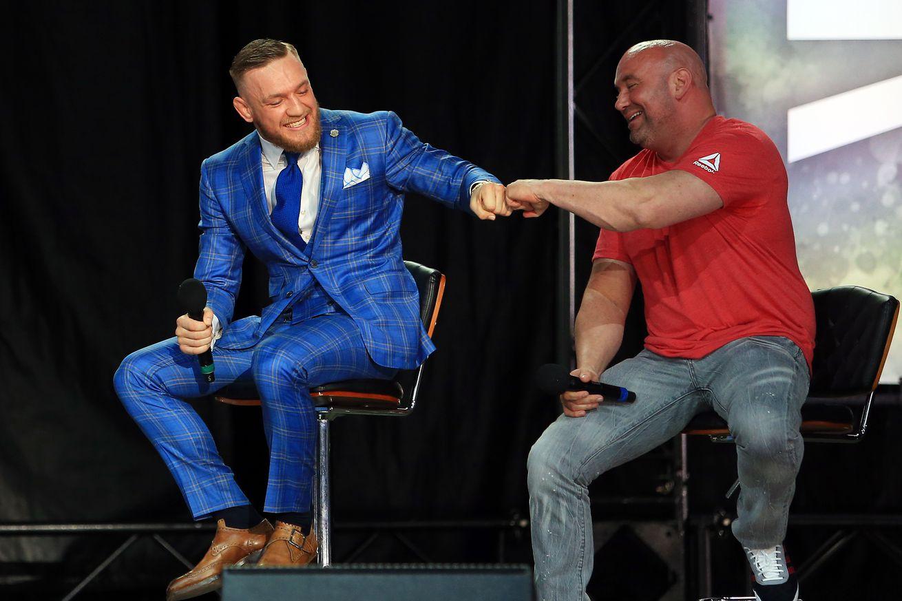 community news, Dana White reacts to UFC buyout rumors   Im not going anywhere!