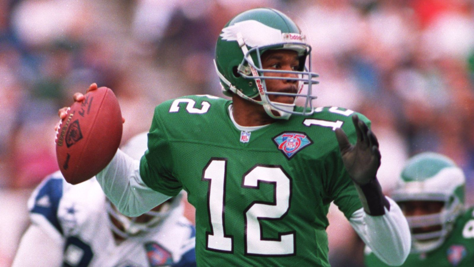 Randall Cunningham's Eagles jersey is the most popular throwback ...