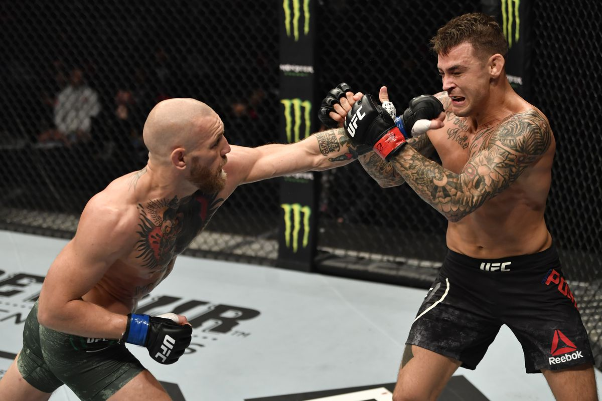 Conor McGregor vs. Dustin Poirier 3 could take place July 10; Poirier likes Dana White's pitch - MMA Fighting