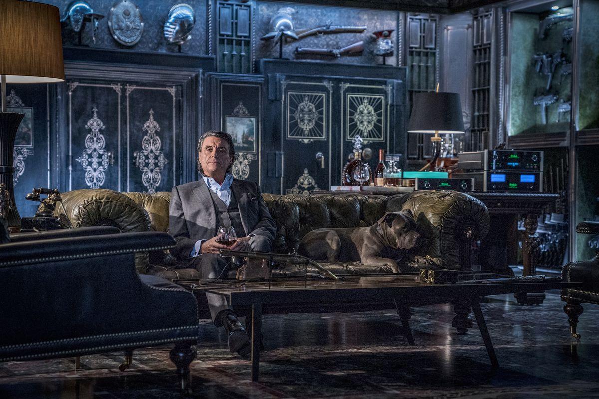 Ian McShane as Winston in John Wick: Chapter 3 - Parabellum
