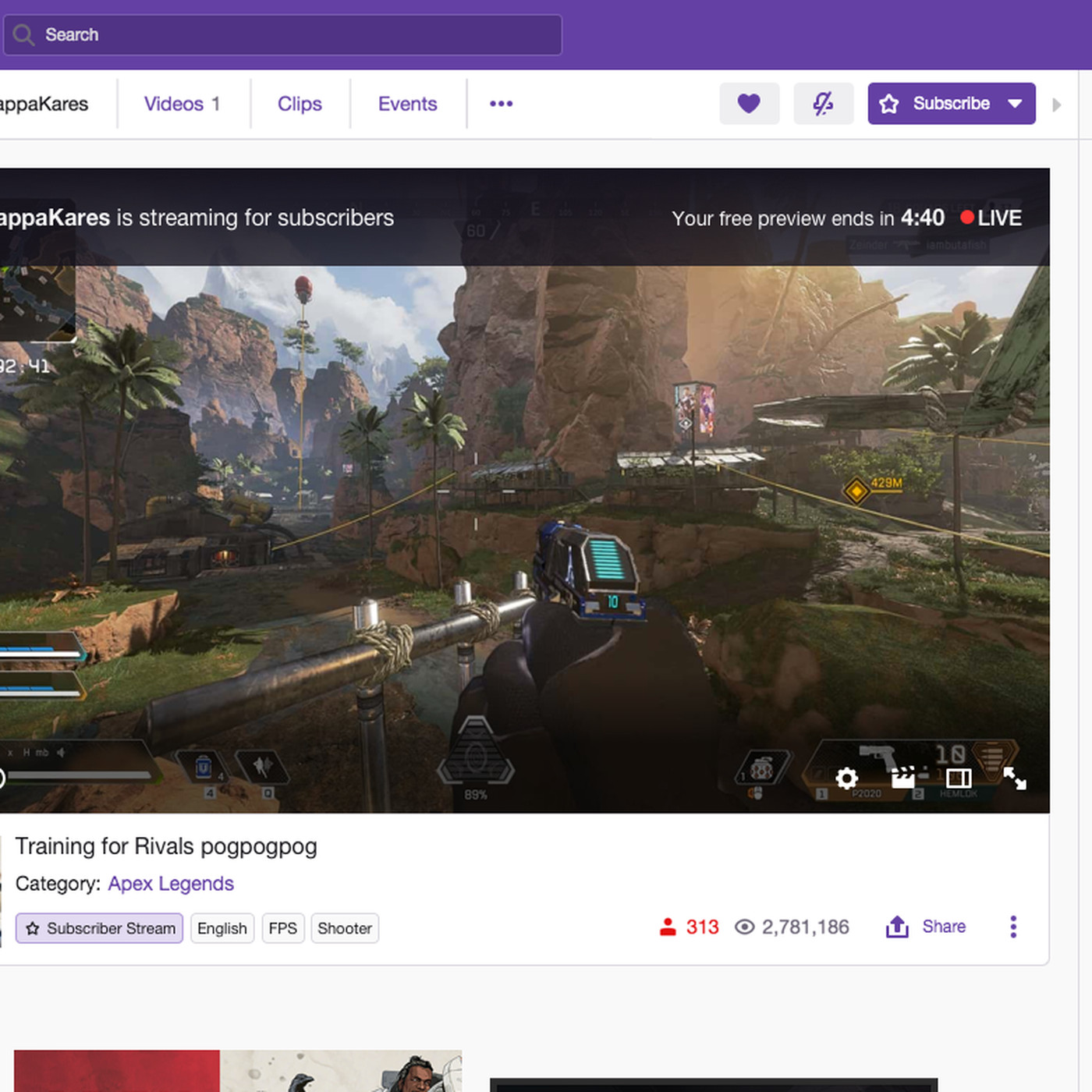 Twitch launches subscriber-only streams for creators - The Verge