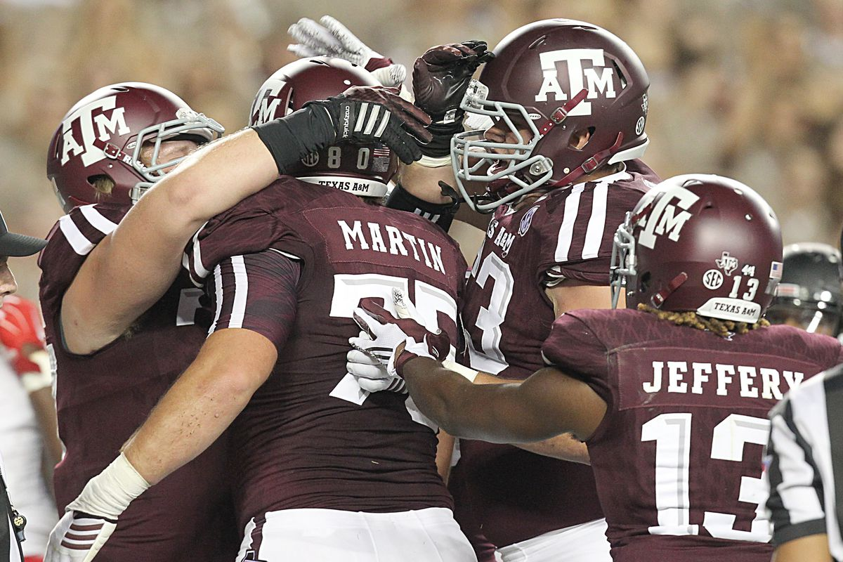 NCAA Football: Ball State at Texas A&M