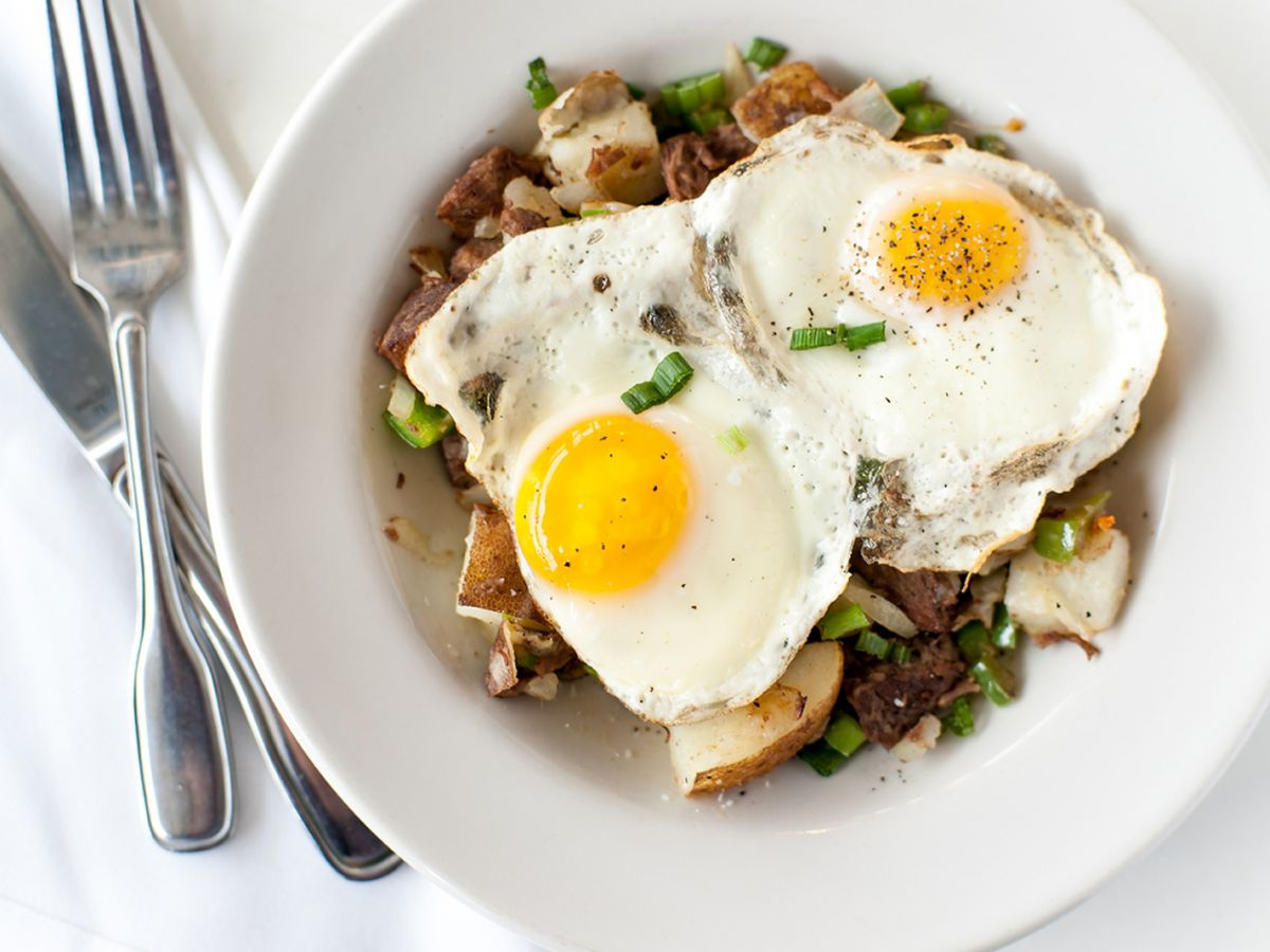 Eggs: a necessary component to many hangover cures.