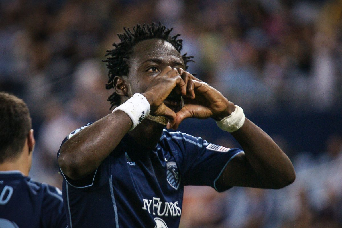 Kamara talks about coming back to MLS