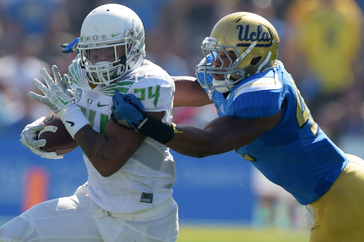 Kenny Young and the defense will need to be versatile and flexible in order to beat the tougher teams in the Pac-12.