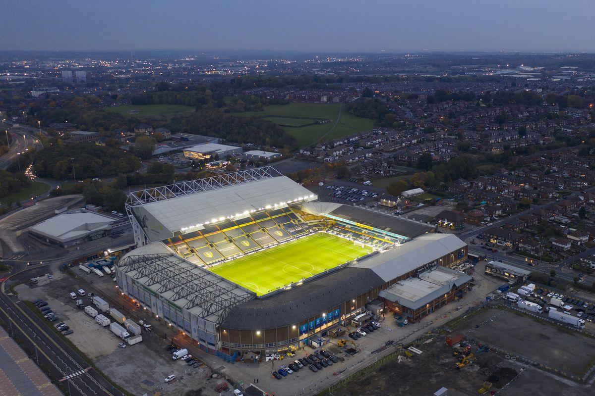 Leeds United v Wolverhampton Wanderers - Premier League