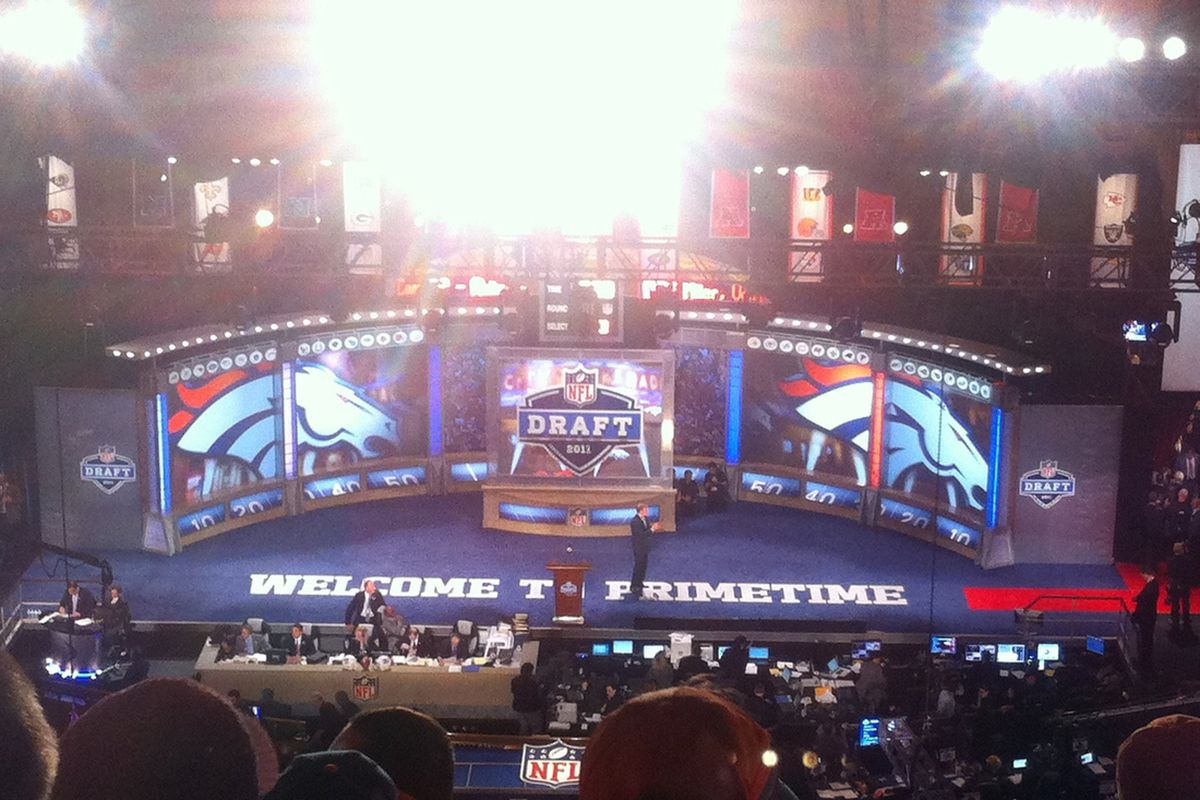 The 2013 NFL Draft is almost here, who will the Broncos pick when it's their turn?