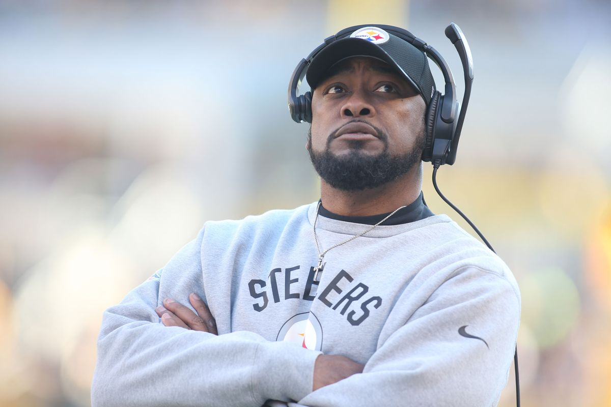 Steelers Head Coach Mike Tomlin Climbs Into Top 5 Of Latest