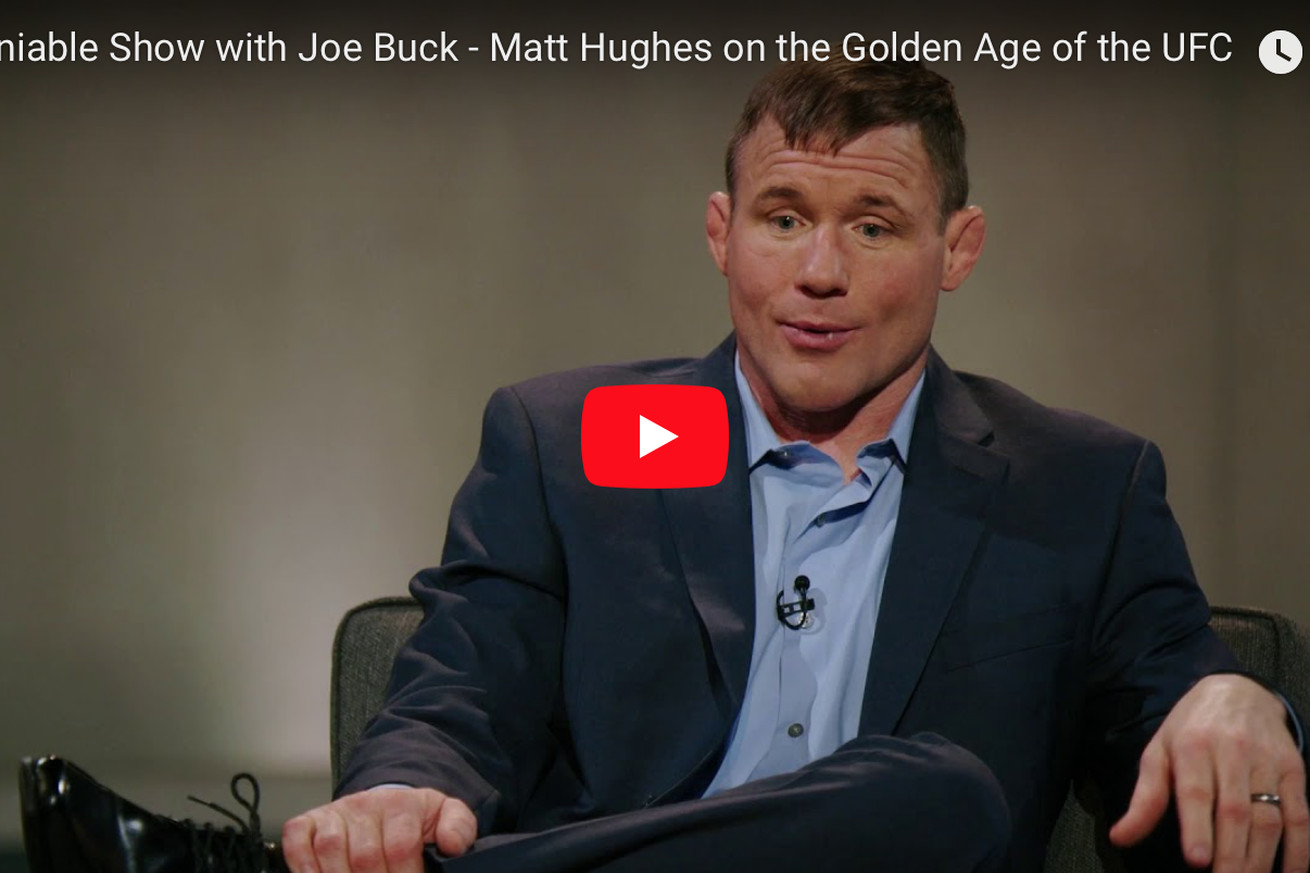 69d767323c92c0 Former Ultimate Fighting Championship (UFC) welterweight champion Matt  Hughes (45-9)