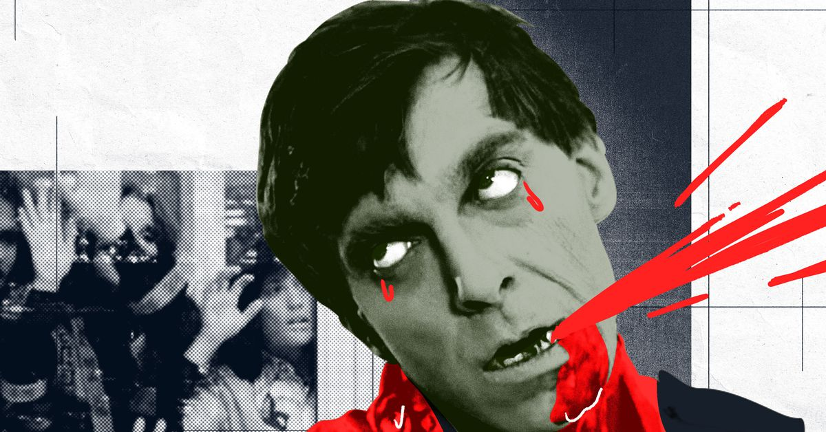 Why Does Blood Look So Strange in Old Horror Movies?