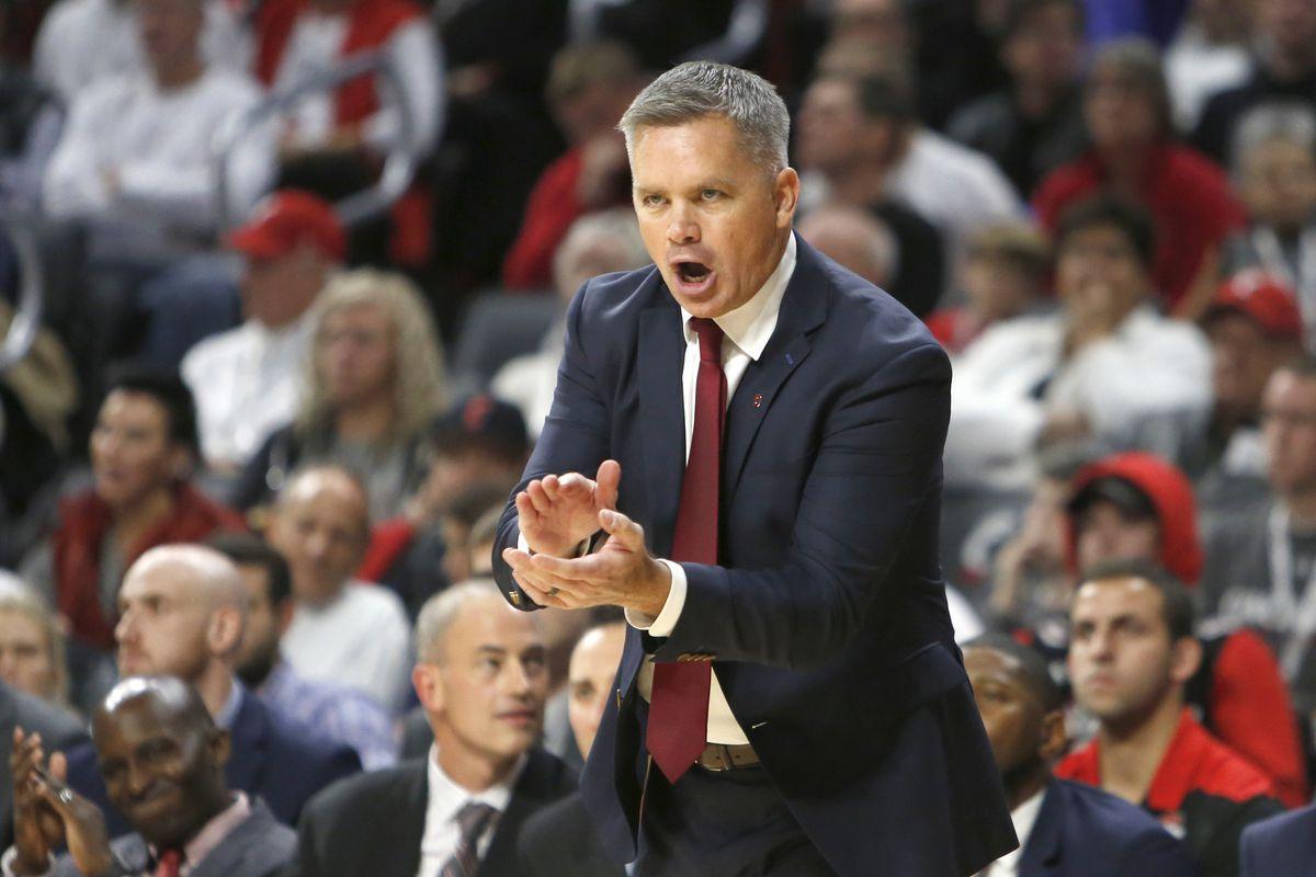 NCAA Basketball: Ohio State at Cincinnati