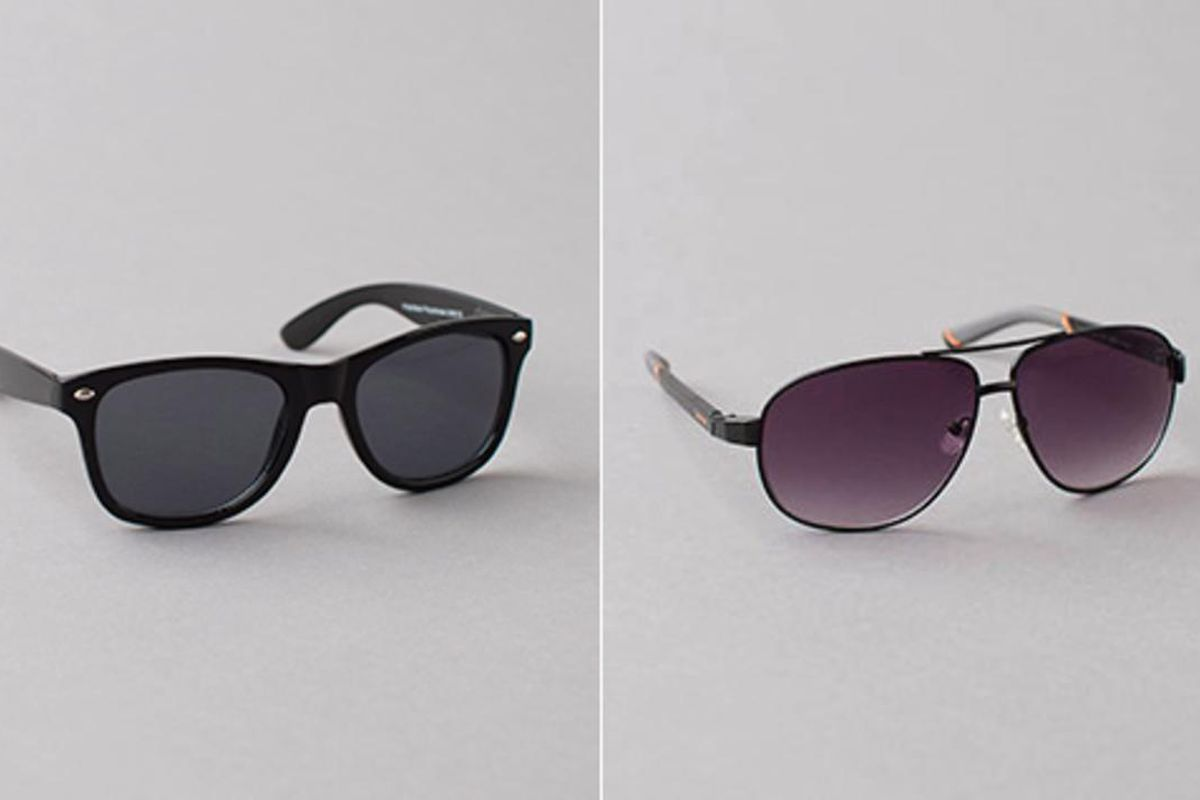 """Examples of the """"simple and conservative sunglasses"""" now permitted can be viewed on the missionary dress and grooming guidelines website."""