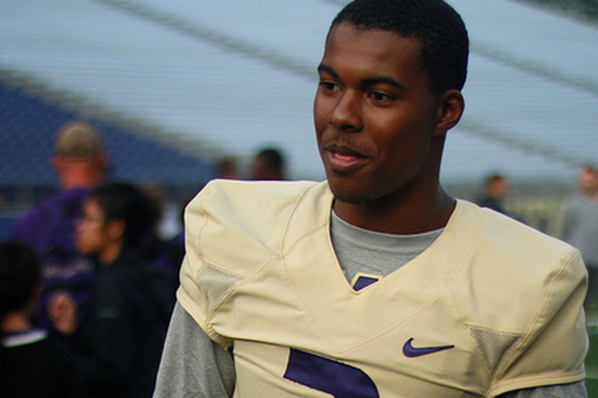 Troy Williams is a 2014 Offensive Breakout Player Possibility