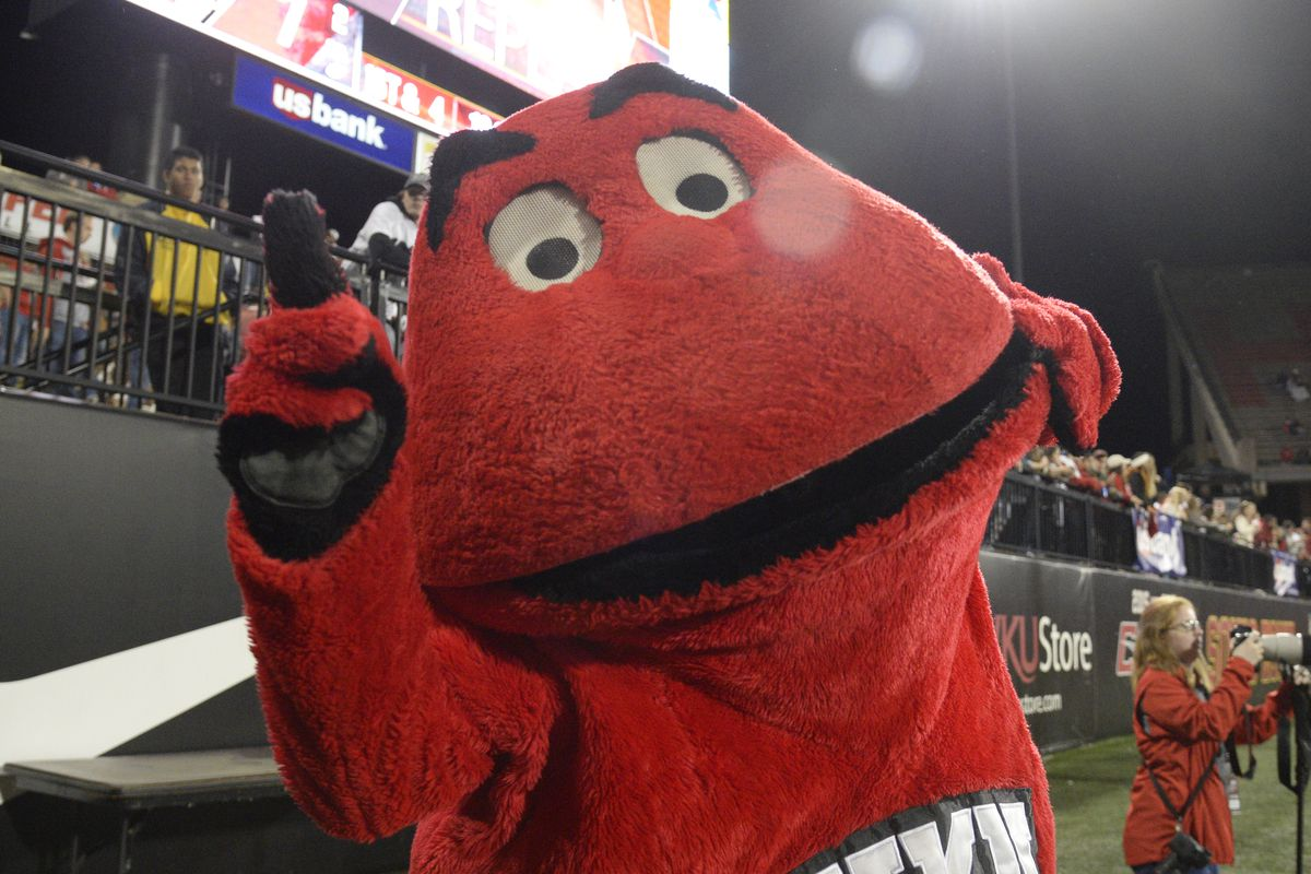 COLLEGE FOOTBALL: OCT 20 Old Dominion at Western Kentucky