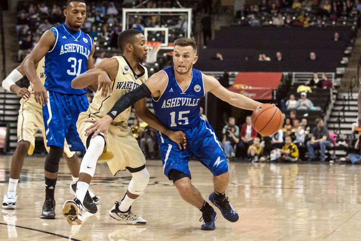 NCAA Basketball: NC-Asheville at Wake Forest