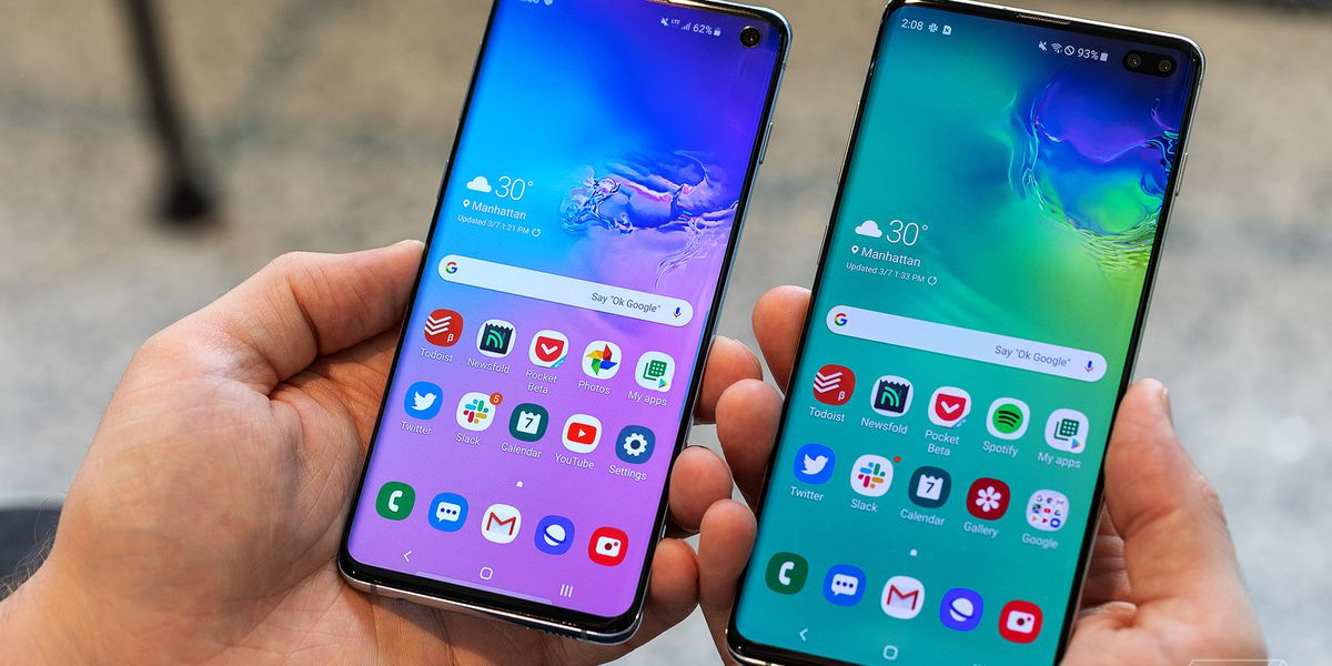 The Samsung Galaxy S10 is at its lowest price ever for Prime Day
