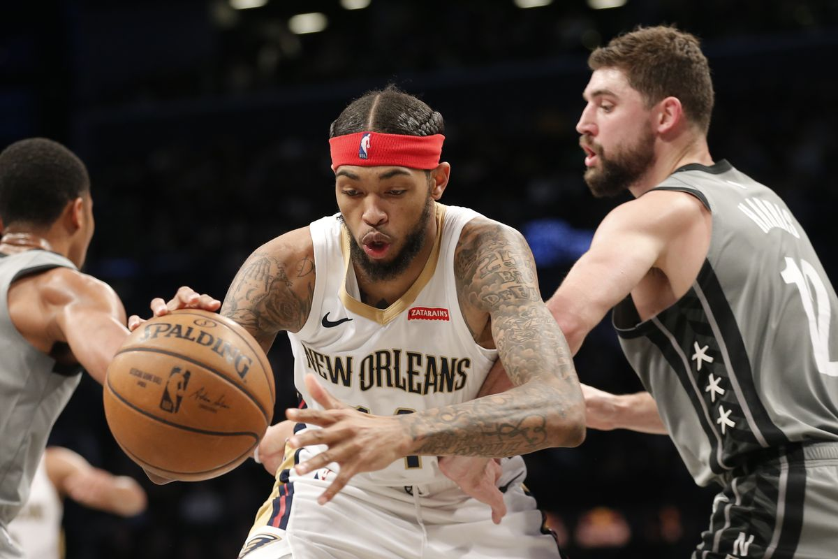 Nets Head To New Orleans To Play Disappointing Pelicans