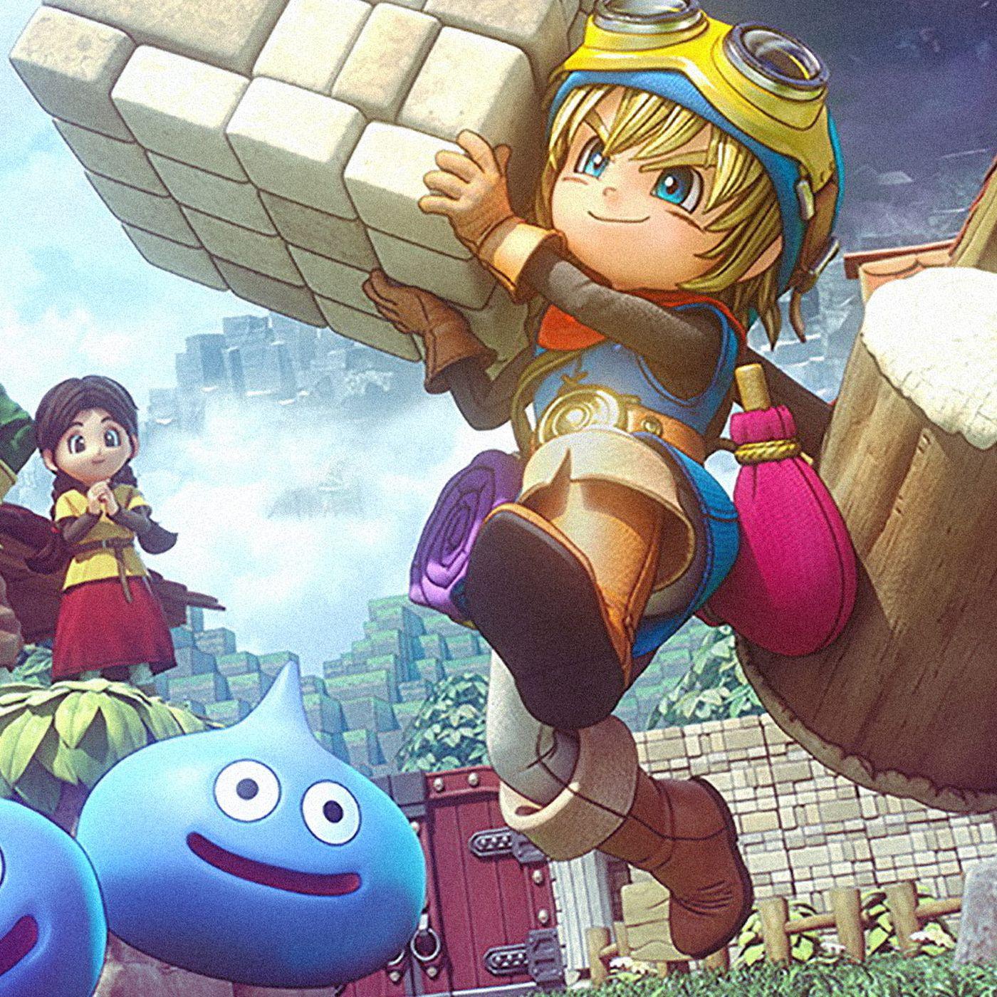 Dragon Quest Builders review   Polygon