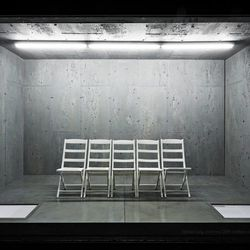 """""""Front Row"""" by Helmut Lang"""