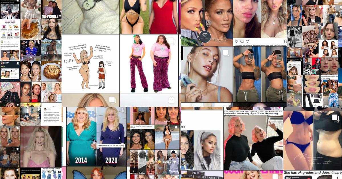www.vox.com: Body positivity on Instagram and TikTok is a paradox