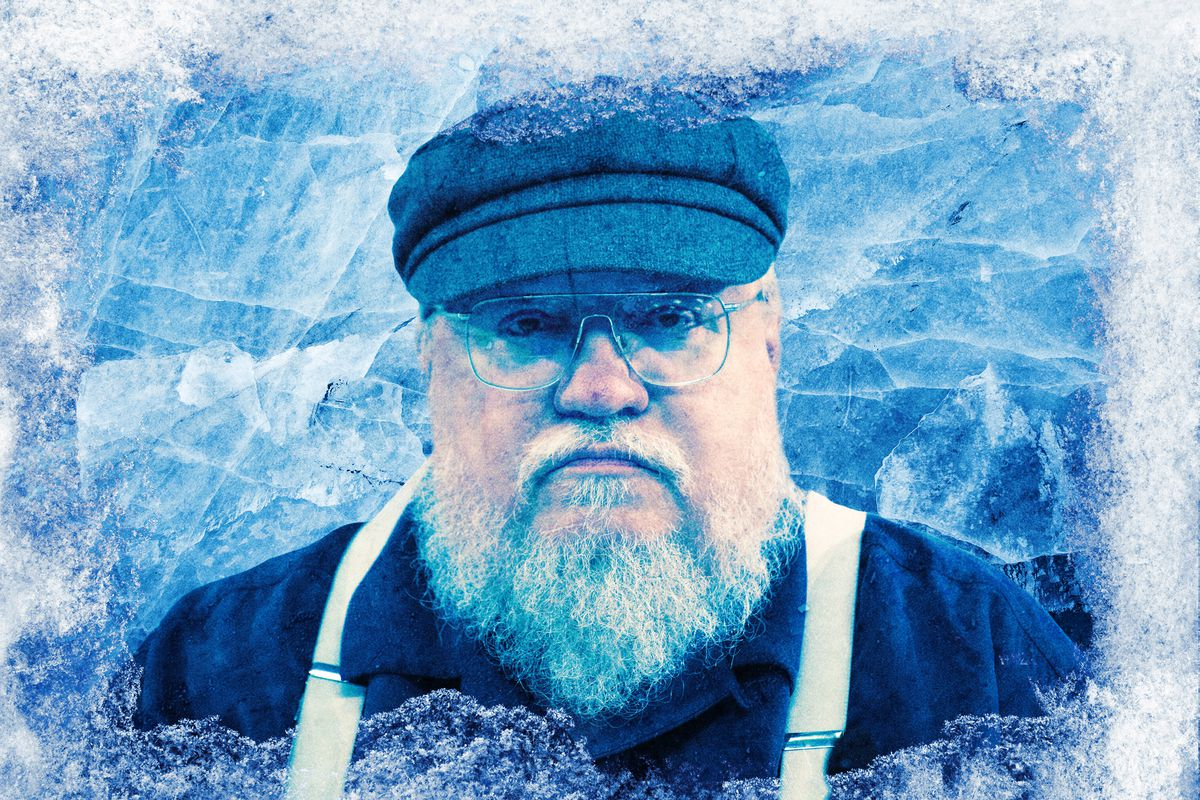 George R R  Martin Has Been a Bit of a Bummer Lately - The