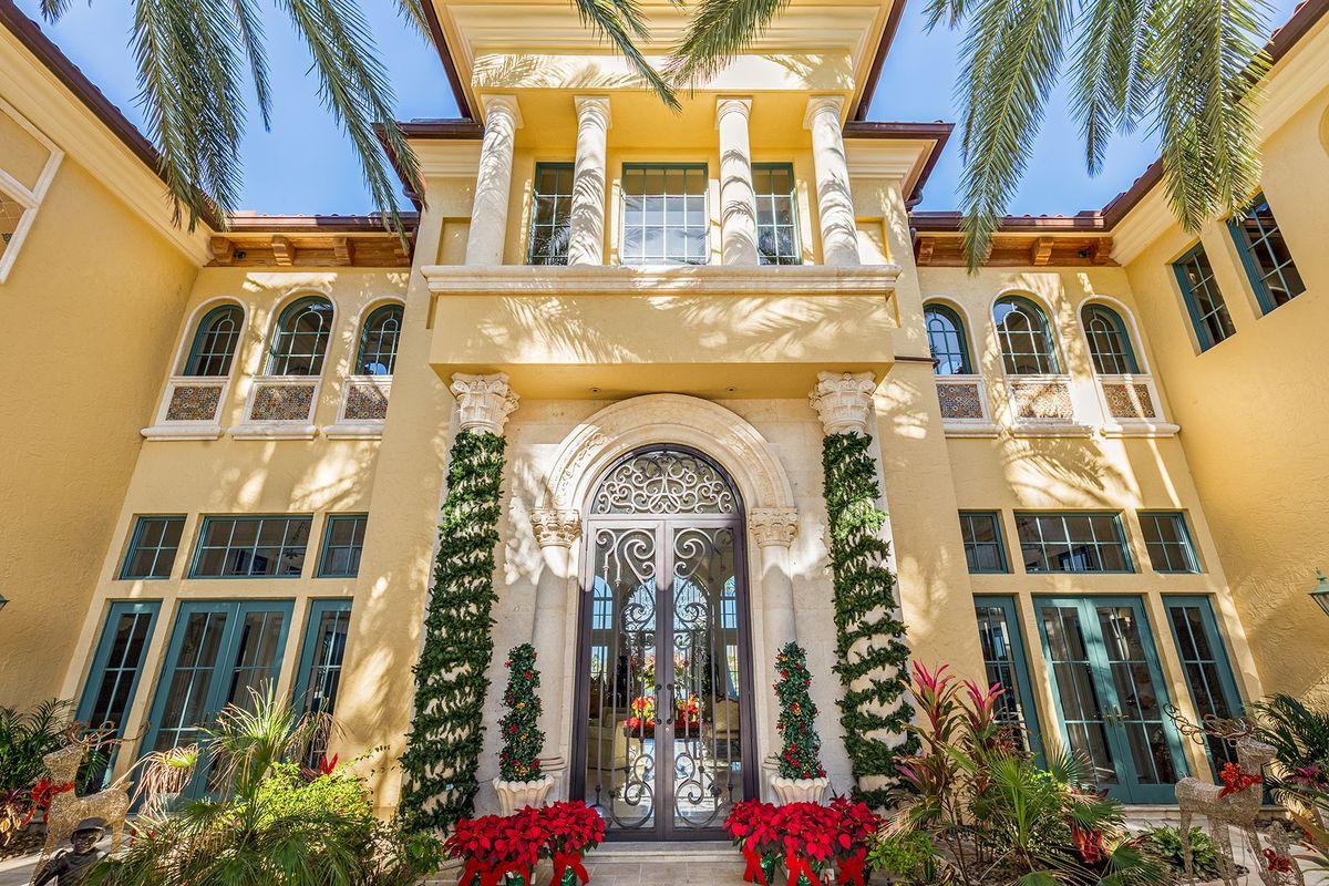 Особняк в Fort Lauderdale за 39 млн долларов - самый дорогой дом в BrowardCounty