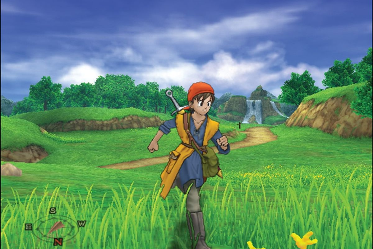 Dragon Quest 8 out on iOS in New Zealand, possible worldwide release