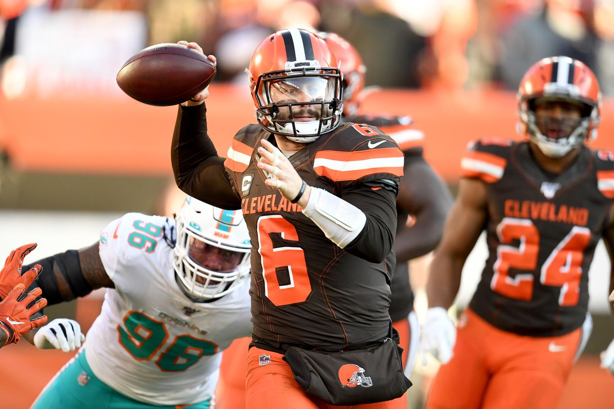 Miami Dolphins vCleveland Browns