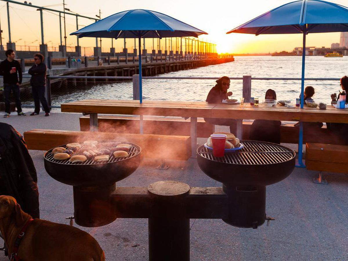 The Best New York Parks For Barbecues And Picnics Curbed Ny