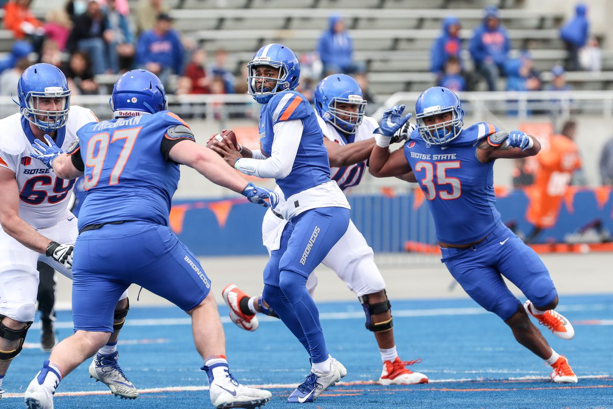 Boise State Spring Game