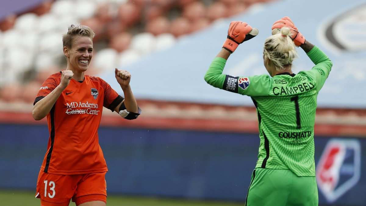 Soccer: NWSL Challenge Cup-Portland Thorns vs Houston Dash