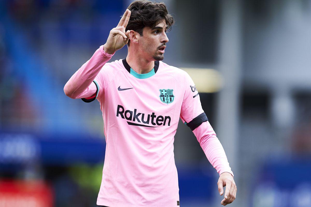 Francisco Trincao - FC Barcelona - Premier League