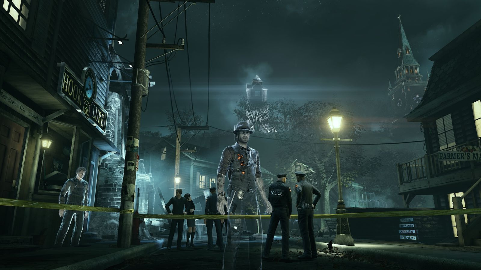Murdered Soul Suspect Review The Apparition Polygon